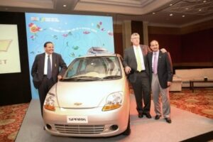 Mr. P. Balendran, Mr. Karl Slym & Mr. Ankush Arora in New Delhi