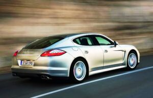 Nissan is hoping to boost demand for the controversially-styled Panamera, it's first-ever 4-door.