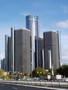 Even if GM stays put, the Renaissance Center is starting to look a little empty.