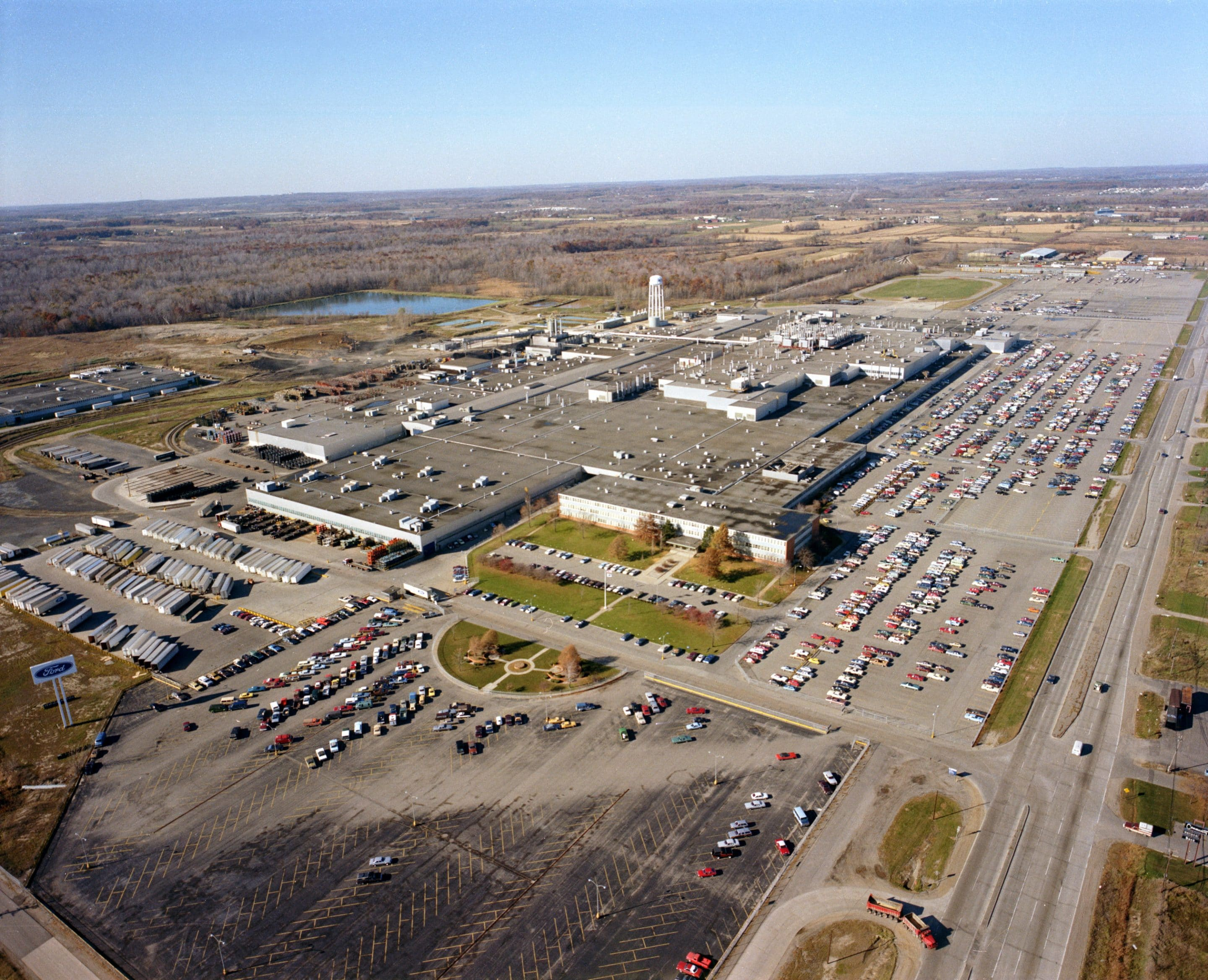 Ford Sells Wixom Plant for Energy Projects
