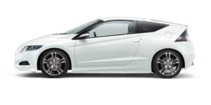 Minus the small back seat, the Honda CR-Z concept unveiled in Tokyo is what American motorists will see, in production trim, at January's Detroit Auto Show.