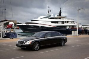 Have ultra-luxury cars, like the $500,000 Maybach Zeppelin, lost their cache during this era of frugality?