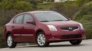 A $400 navi should help build demand for the 2010 Nissan Sentra.