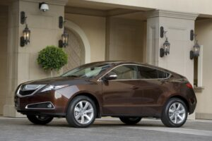 The 2010 Acura ZDX joins a growing list of sports car-like crossovers.