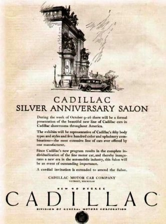 Cadillac on Cadillac Advertising  It Was Time For A Change   Thedetroitbureau Com