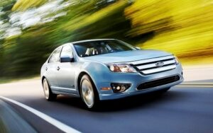 The 2010 Ford Fusion was named Motor Trend's Car of the Year.  Can it also grab the crown in the upcoming North American Car of the Year?