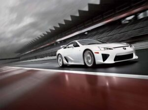 The best laid plans often go astray, allowing some key details to leak out early on the new 2010 Lexus LF-A supercar.