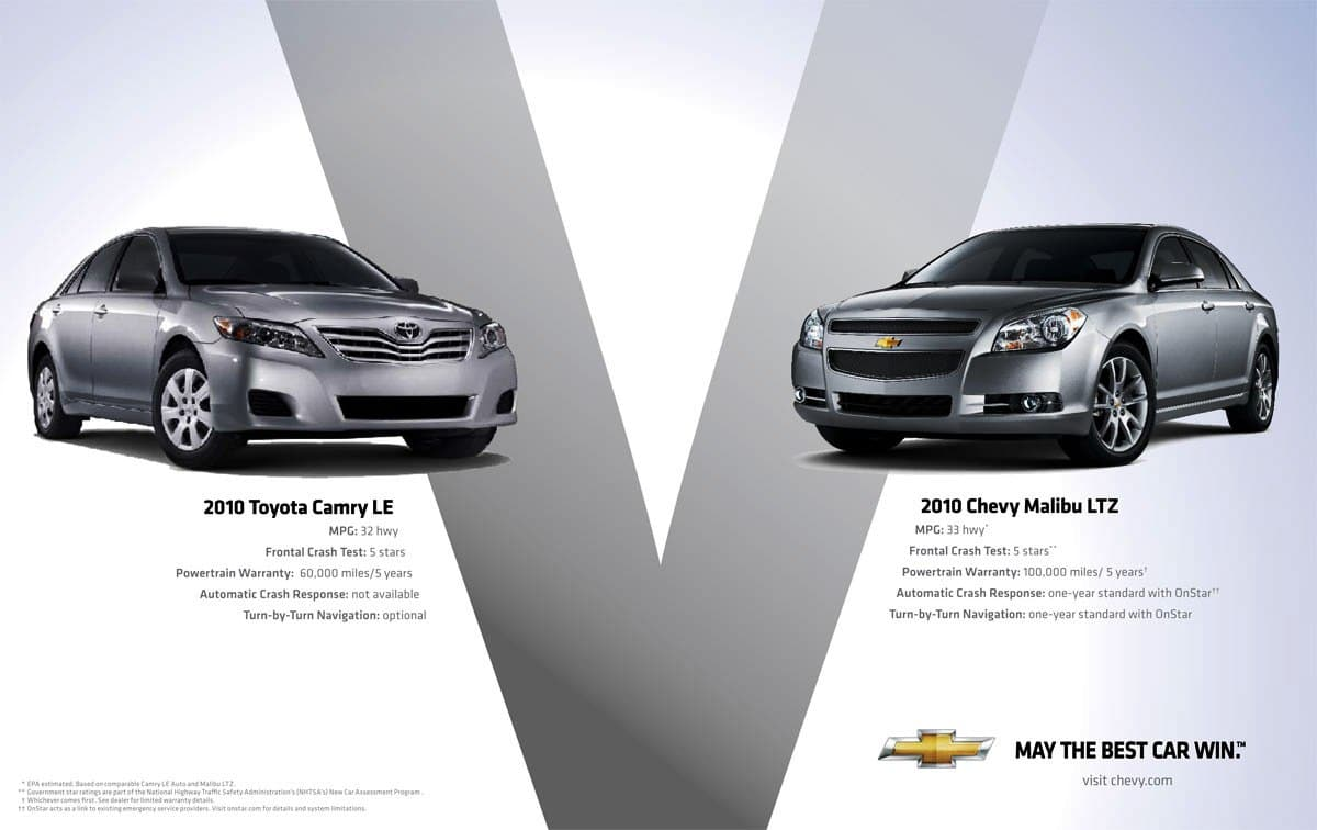 """GM Extends """"May Best Car Win"""" Campaign"""