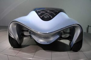 The Tokyo Motor Show has been best known for its wild, weird and often wacky concept vehicles, like the Mazda Taiki.
