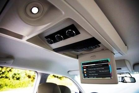 Chrysler Group Offers Live Mobile TV
