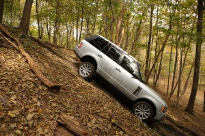 The Hill Descent and Terrain Response systems maintain an uncanny grip even in the worst of conditions.