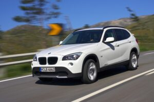 BMW hopes to score another success with the latest Sport-Activity Vehicle, the 2010 BMW X1.