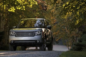 When autumn leaves come tumbling down...it's time for the debut of the 2010 Land Rover Range Rover Autobiography, the most exclusive edition ever from the British marque.