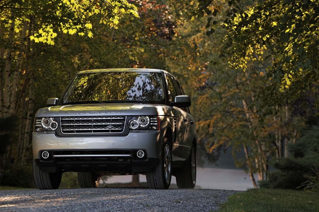 First Drive: 2010 Land Rover Range Rover | TheDetroitBureau.com