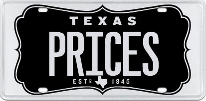 License Plates Now Come Smaller in Texas