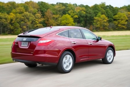 2010 Honda Accord Crosstour EXL Hatchback