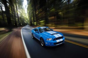 If a V-6 EcoBoost has the performance of a V-8, what happens if you build an eight-banger EcoBoost and stick it into the Shelby GT500?