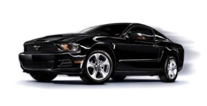 Fast, fun ... and fuel-efficient? The 2011 Ford Mustang V6 is rated at 305 hp and 30 mpg on the Highway.