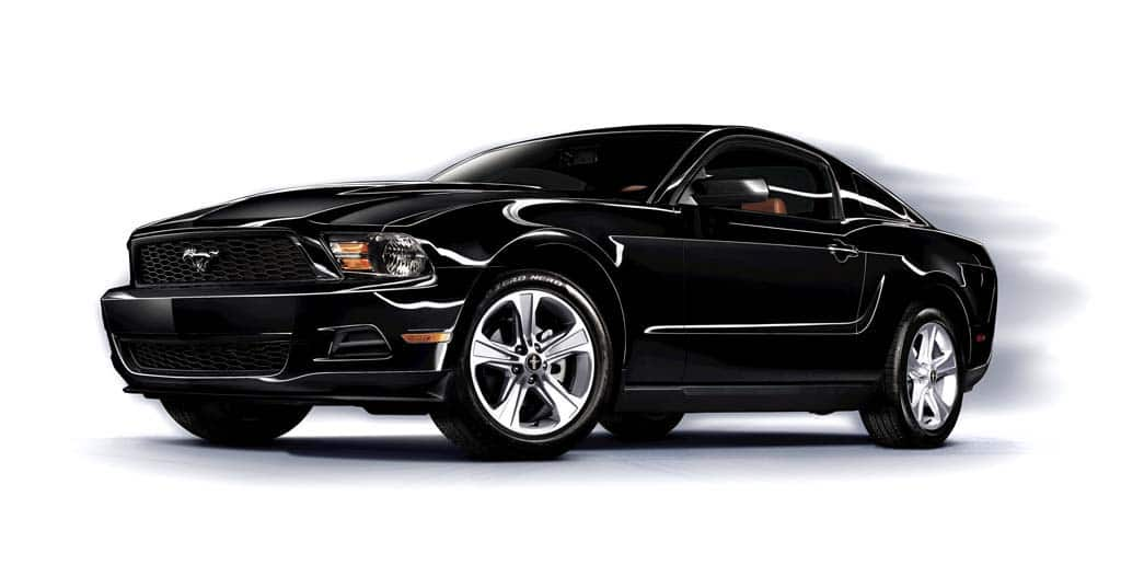 First Look: 2011 Ford Mustang