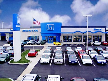Bianchi Honda Dealership, Erie, PA. The Metal Is Moving More Slowly This  Month, Says J.D. Power.