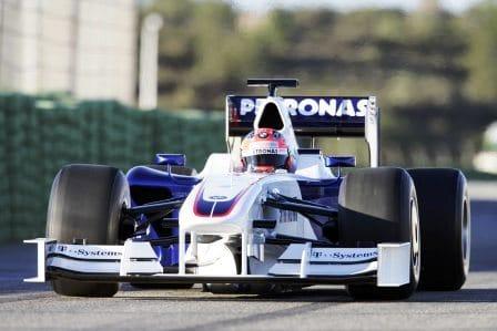 BMW Sells Formula One Team Back to Sauber