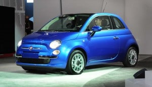 The little Fiat Cinquicento, or 500, will be joining the Chrysler line-up, along with an array of other products derived from the Italian maker's own line-up.