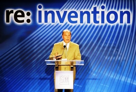 General Motors Company Posts 1 2 Billion Loss