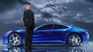 Danish-born designer Henrik Fisker believes his eponymously-named start-up, Fisker Automotive, can revolutionize the auto business.