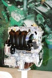 Hyundai Theta II 2.4-liter Inline Four