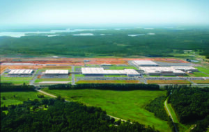 Though the new Kia plant in West Point, Georgia cost more than $1 billion, state and local incentives covered a large share of that price tag.