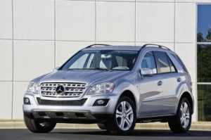 Mercedes-Benz ML450 HYBRID 4MATIC