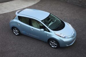 Can Nissan make a profit on the Leaf, even while charging no more than a comparable, gasoline-powered small car?