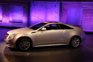 The 2011 Cadillac CTS Coupe might be aimed at a low-volume niche, but it will be critical for the brand. And now, a high-performance v-Series Coupe is in the works.