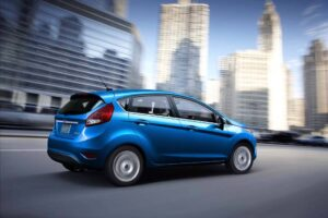 "The most ""Euro-centric"" version of the 2011 Ford Fiesta, the 5-door could get American motorists back into hatchbacks."
