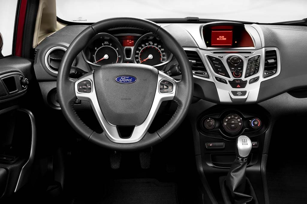2011 Ford Fiesta Sync System The 2011 Ford Fiesta Offers a