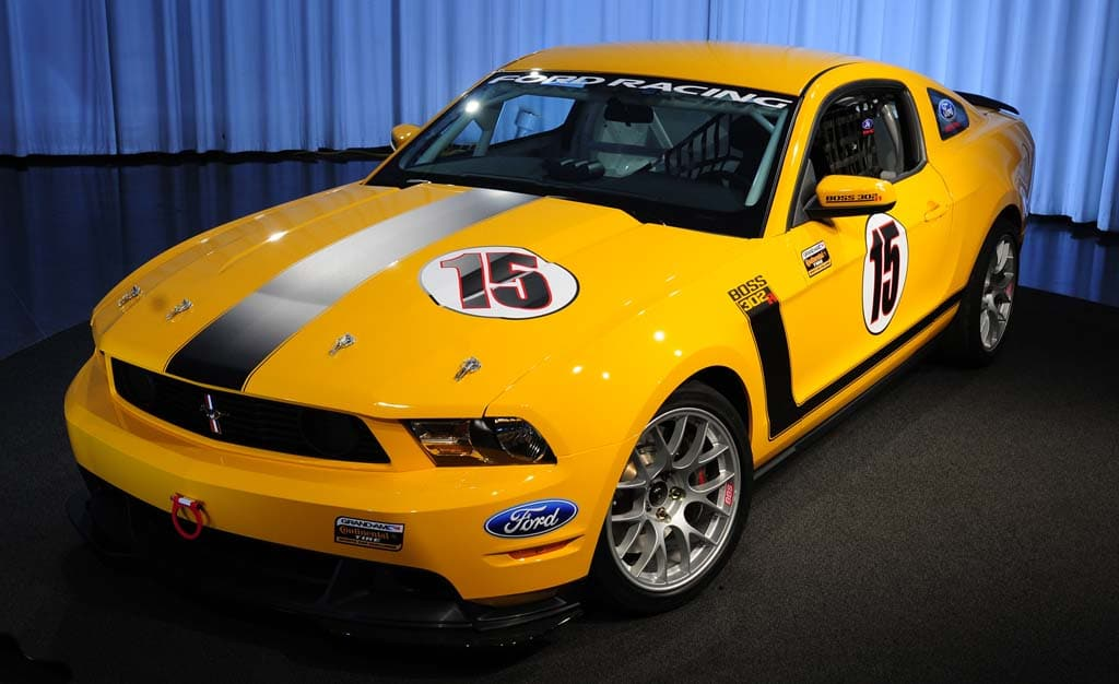 Ford Brings Back the Boss