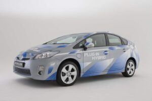 The 2011 Toyota Prius Plug-in Hybrid will launch during the first half of 2010 - but only for fleet markets. Retail sales won't begin for at least a year more.