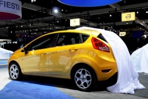 "Maybe it's no longer ""small cars, small profits,"" in the words of a Ford exectuive."