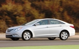 Hyundai 2011 Sonata