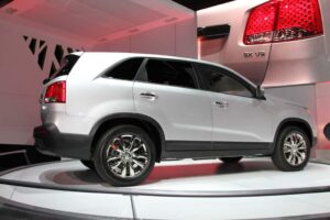 With the 2011 Kia Sorento, the automaker hopes to keep momentum going.  It expects to gain share again, when 2009 wraps up, which would be the 15th year in a row.