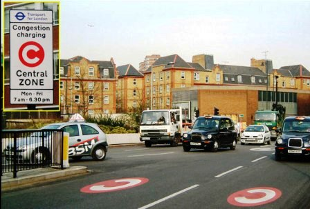 London Congestion Charge under Review