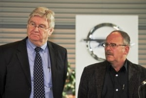 Many questions, few answers concerning Opel's future. New managment team is coming.
