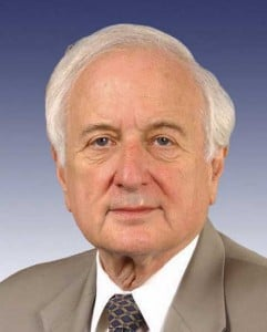 Michigan Congressman Sander Levin opposes lifting pay caps to attract a new General Motors CEO.