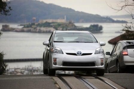 NHTSA Tracking Braking Loss on Prius Hybrids