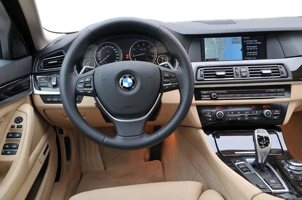 First Drive 2011 Bmw 535i Thedetroitbureau Com