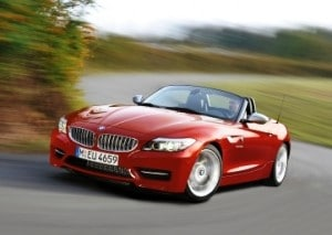 The BMW Z4 sDrive35 is one of several turbo models impacted by the recall.