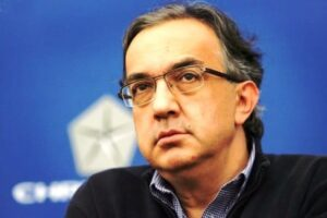Fiat/Chrysler CEO Marchionne gets his point across -- but angers some listeners.