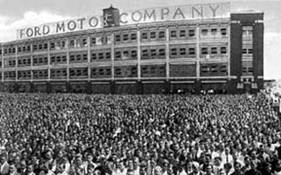 The Factory That Built The American Dream