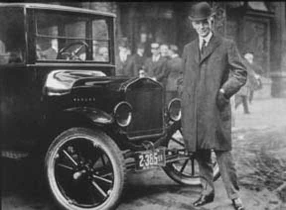 Happy July 30th, Henry Ford's Birthday