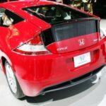 Honda CR-Z. Photo: Len Katz Photography, Royal Oak, MI